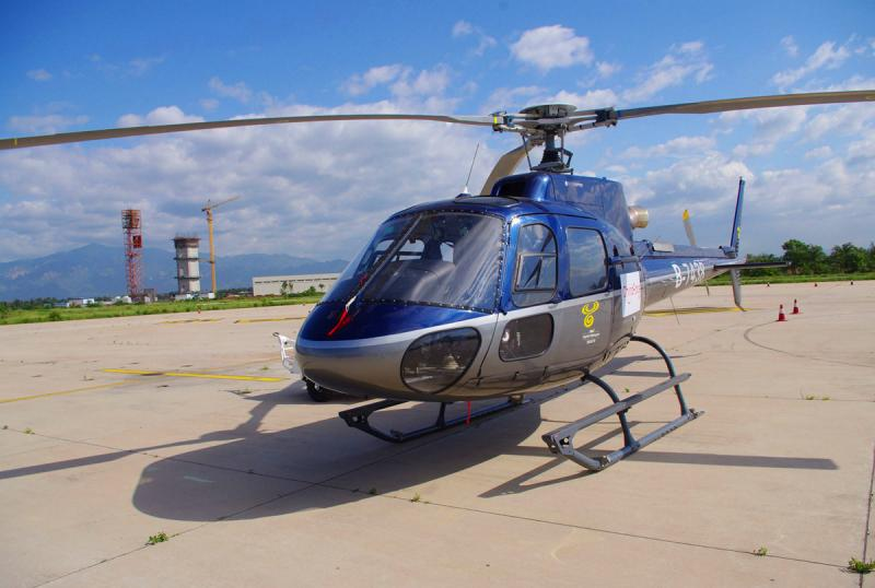Beijing aerial tour