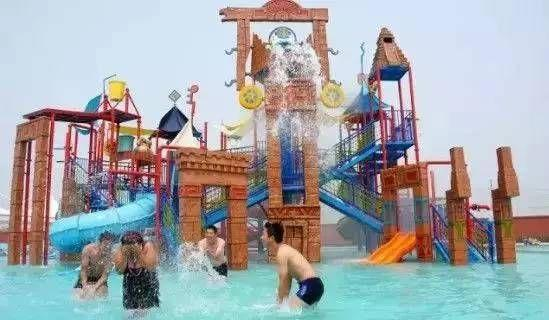 Orkenick Farm Children Water Park