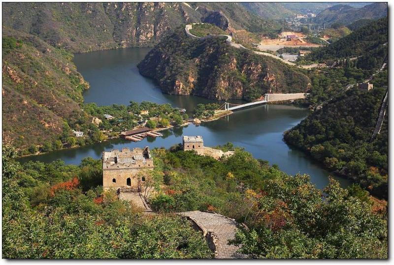Beijing Huanghuacheng Lakeside Great Wall Tourist Area