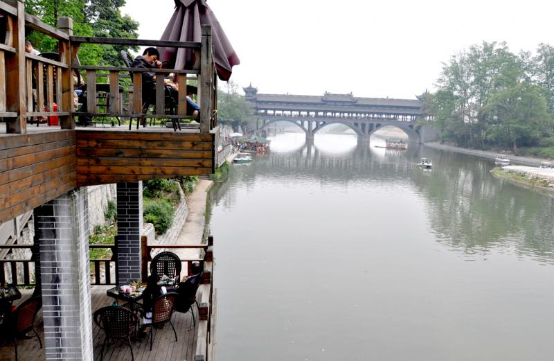 Chengdu old town discovery