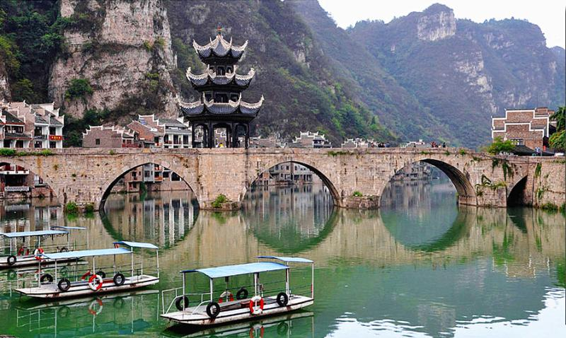 China Guizhou tours