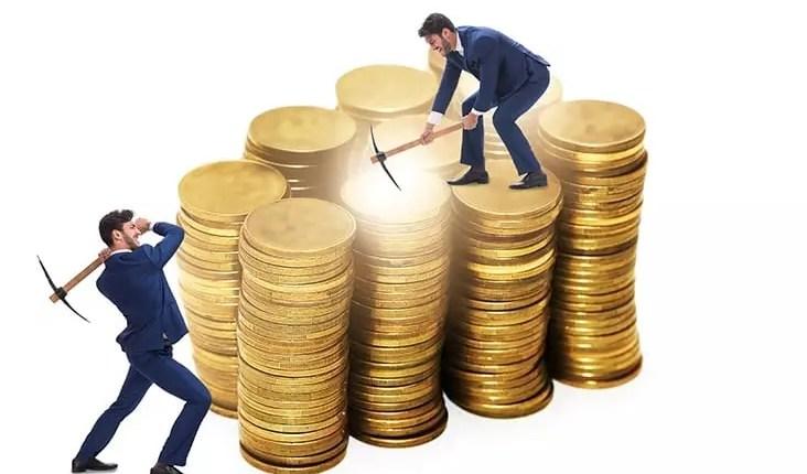 تعدين العملات