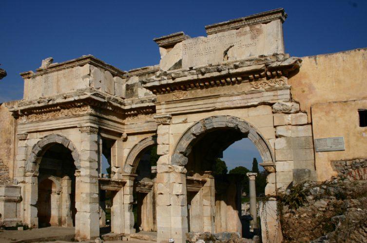 Ephesus_Turkey_Gate_of_Augustus