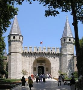 Istanbul_Turkey_Topkapi_Palace Istanbul Athens Delphi Vacation
