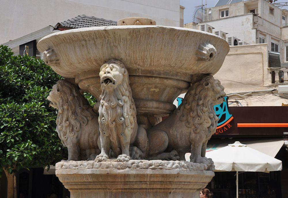 Fuente Morosini en la isla de Heraklion, Creta, Grecia Grecia islas griegas Turquía