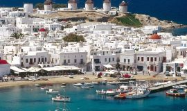 Mykonos Myconos Island Greece