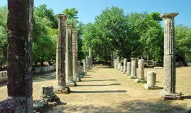 Olympia_Greece_Palaestra