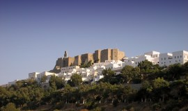 Patmos Island Greece The Castle