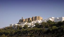 Patmos Island Greece The Castle
