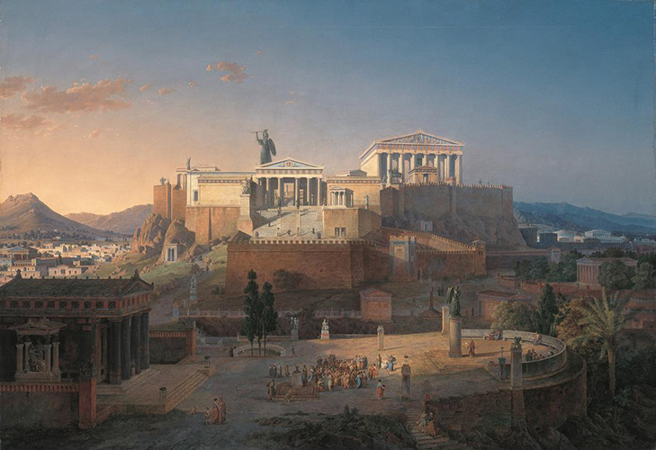 Athens mini stay Delphi vacation 4 days