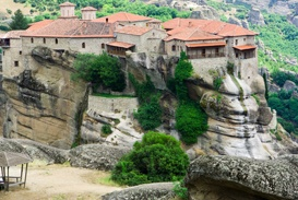 Meteora Grecia El Santo Monasterio de Varlaam Clásica Grecia Estambul paquete