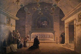 Iglesia de la Natividad de Belén Ankara Capadocia Pamukkale Jerusalén
