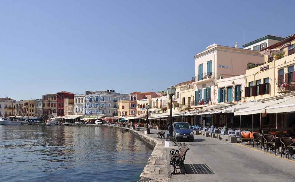 Chania_Crete_Greece_The_Promenade
