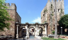 Antalya_Turkey_Hadrian's_Gate