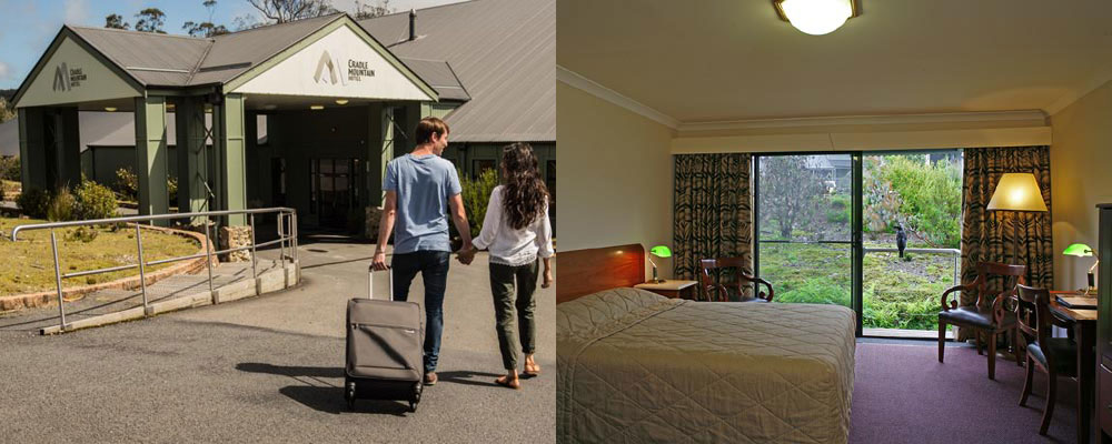Cradle Mountain Hotel - Standard Room