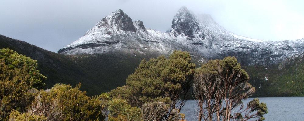 Cradle Mountain Snow