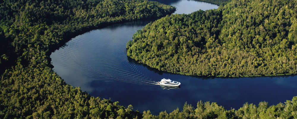 Gordon River Cruise - Strahan