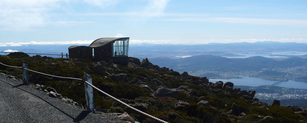Mt Wellington Lookout - Hobart
