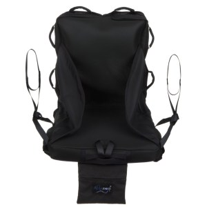 Manual lifting handles to lift person with easyTravelseat