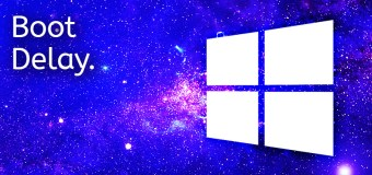 Remove Boot Delay Speed Boost Increase Startup Improve Windows 10 Easy Tutorial