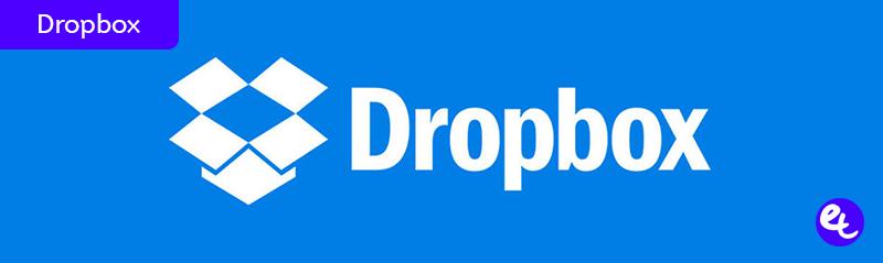 Cloud Storage Dropbox