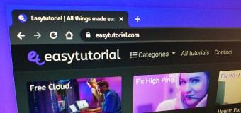 Dark Mode Google Chrome Reading Webpages Website Eyes Easy Tutorial