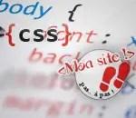 Apprenez le CSS de A à Z ! (mon site, pas à pas)