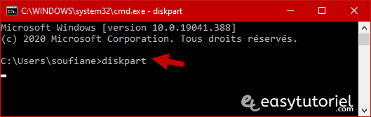 Reparer Cle Usb Memoire Illisible Ne Marche Pas Windows 10 17 Diskpart