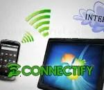 Transformer son PC en routeur Wifi pour partager la connexion Internet (Connectify) !