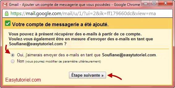 mail gmail pop3 5