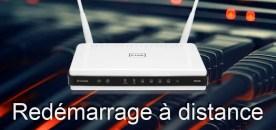 Redémarrer son Routeur à distance via «telnet» (+ créer raccourci) !