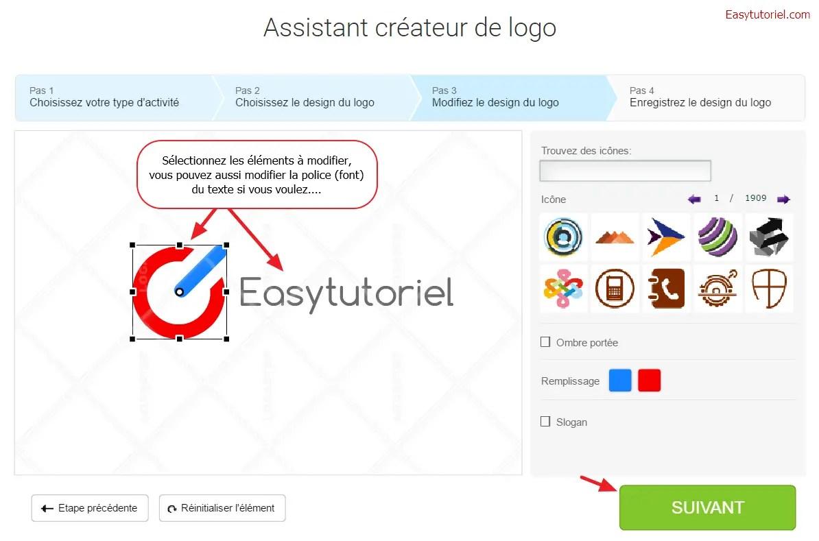5 Logaster Creer Logo En Ligne Modifier Logo
