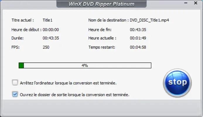 Winx Dvd Ripper Platinium 11 Rip En Cours