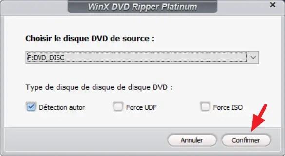 Winx Dvd Ripper Platinium 8 Choisir Disque Dvd