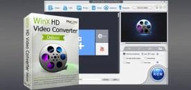 WinX HD Video Converter Deluxe : Le meilleur convertisseur vidéos 4K !