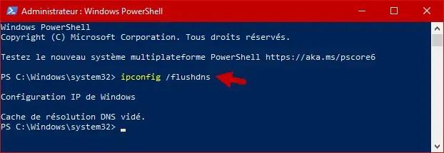 Accelerer Telechargement Google Chrome Windows 8 Ipconfig Flushdns