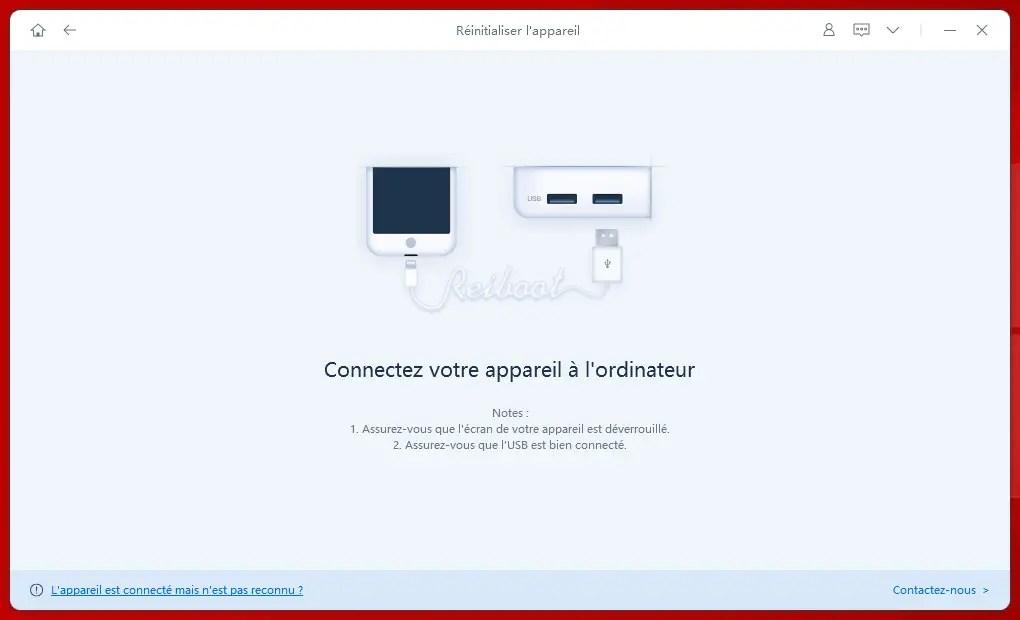 Reiboot Ios Iphone Reinitialiser 6