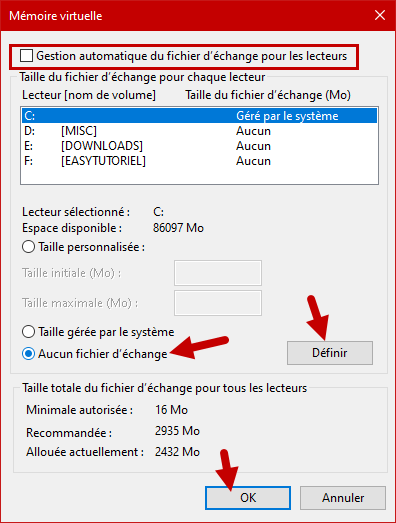 Solution Page Fault In Non Paged Area Windows 10 4