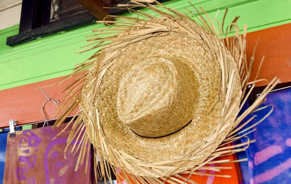 La artesanía : Tivaevaes de las Islas Cook - Islas Cook