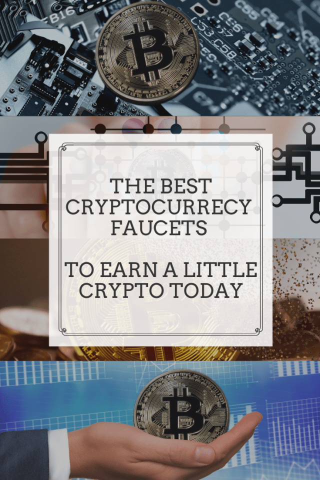 THE BEST CRYPTOCURRECY FAUCETS