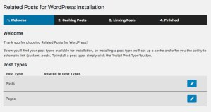 Related Posts 1. Welcome - Installer