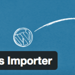 Exporting and importing WordPress posts, pages, media and more