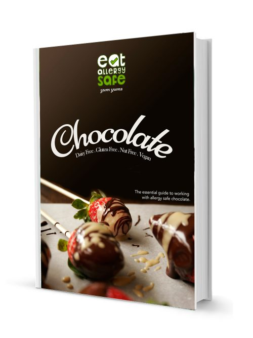 Sign up now because…ENDS Soon! – FREE Dairy Free Chocolate e-Guide pdf with 2 bonus recipes