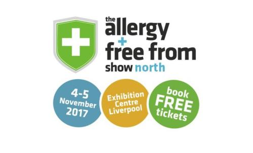 Free tickets to allergy show liverpool-2017