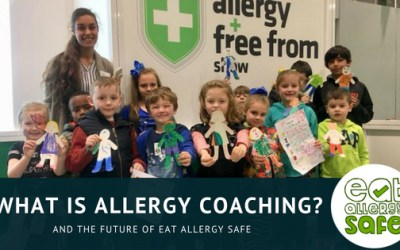 EAS 068: The Future of Eat Allergy Safe – What is Allergy Coaching?