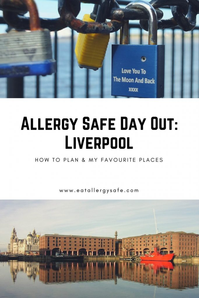 how to plan Allergy friendly day out in liverpool groupon deals