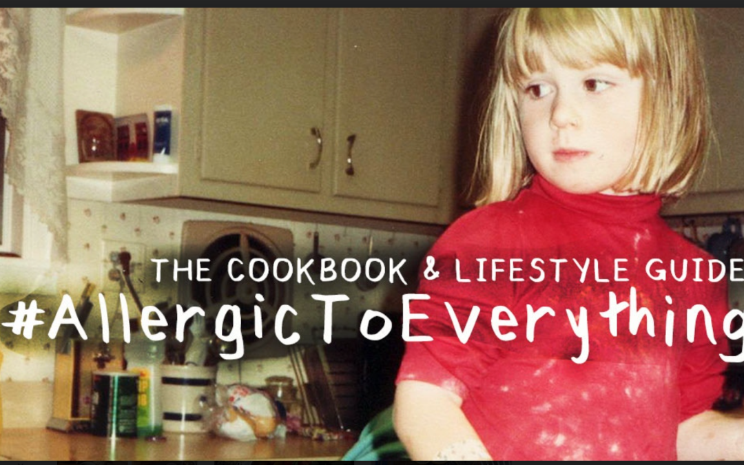 EAS 070: Allergy Cookbook and Lifestyle Guide by Jess #allergictoeverything