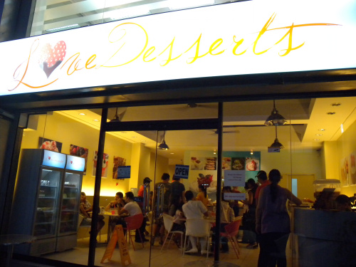 Love Desserts Eat All You Can Dessert Quezon City