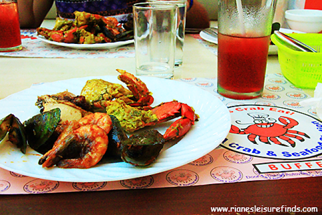 Let's Crab Eat - davao city