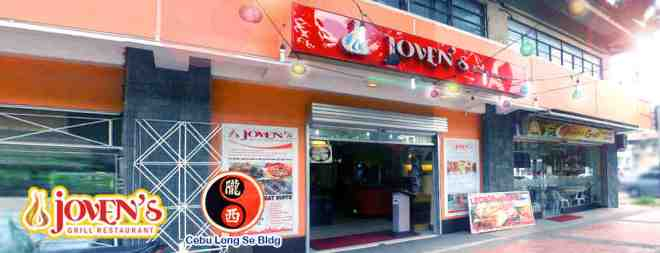 eat all you can in cebu - jovens grill and seafood restaurant